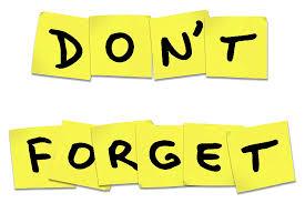 Reminder: No school Oct 25