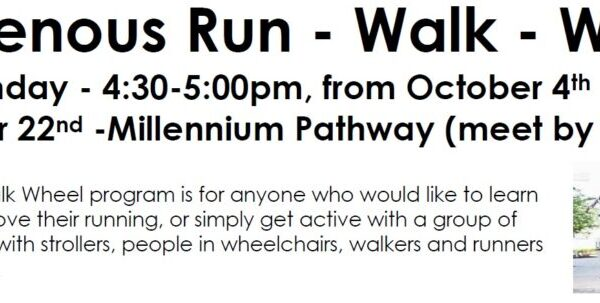 Open Invitation to Community & School Run, Walk, Wheel program