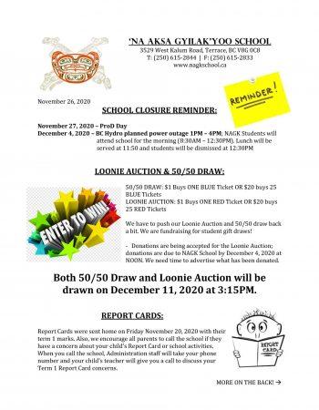 November 26 Newsletter_Page_1